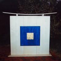 Sideboard aus Ahorn (Solitär)