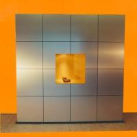 """""""Schrank auf Orange"""""""